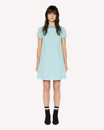 REDValentino Short dress Woman SR3VAH020F1 GE5 f
