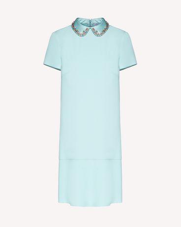 REDValentino SR3VAH020F1 GE5 Короткое платье Для Женщин a