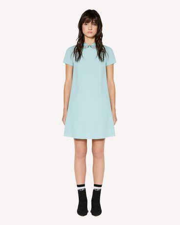 REDValentino SR3VAH020F1 GE5 Короткое платье Для Женщин f