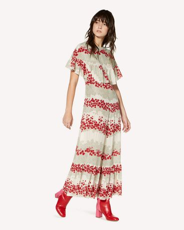 REDValentino SR3VAG554A1 031 Long dress Woman d