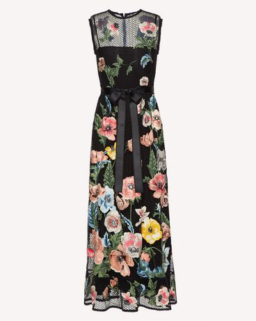 REDValentino SR3VA02Y4D3 N78 Long and midi dresses Woman a