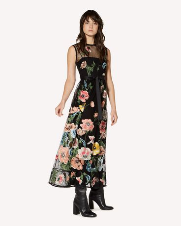 REDValentino SR3VA02Y4D3 N78 Long and midi dresses Woman d