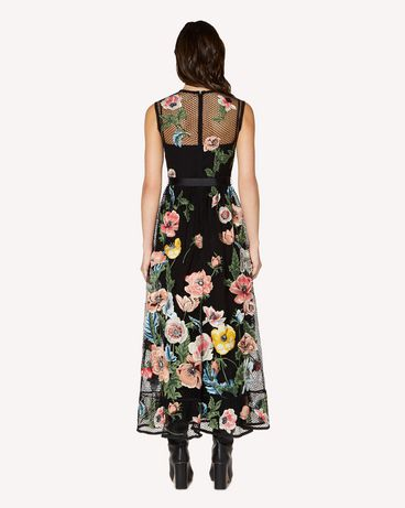 REDValentino SR3VA02Y4D3 N78 Long and midi dresses Woman r