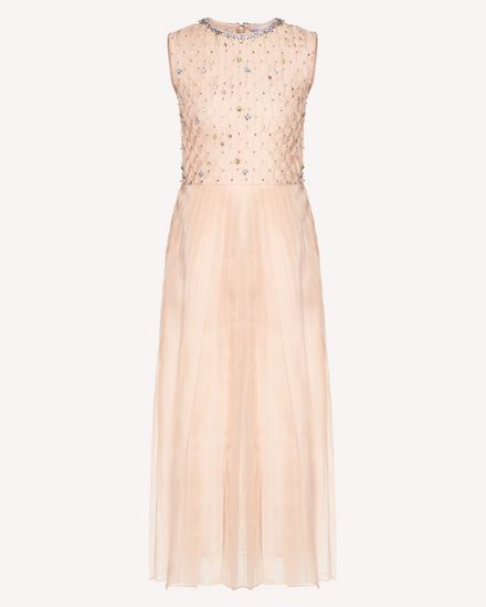 REDValentino Long dress Woman SR3VA03F4CA N17 a