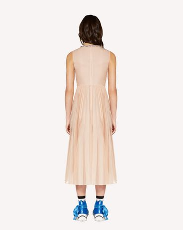 REDValentino SR3VA03F4CA N17 Long dress Woman r
