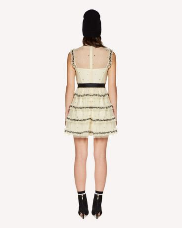 REDValentino SR3VA03Q4CK 0AN Short dress Woman r