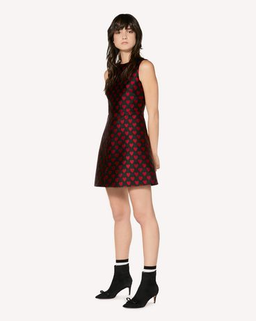REDValentino SR3VA2U649Q 0NO Short dress Woman d