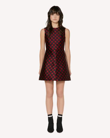 REDValentino SR3VA2U649Q 0NO Short dress Woman f