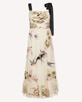 REDValentino Long and midi dresses Woman SR0CHA154HL DG8 a