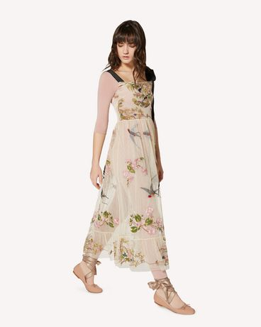 REDValentino SR0VA04B4KP AM0 Long and midi dresses Woman d