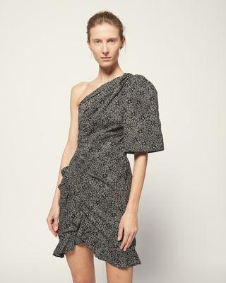 ISABEL MARANT ÉTOILE SHORT DRESS Woman ESTHER DRESS r