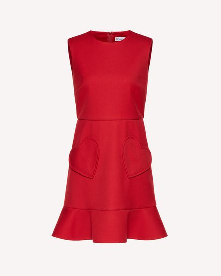 REDValentino Short dress Woman SR3VAH151Y1 D05 a