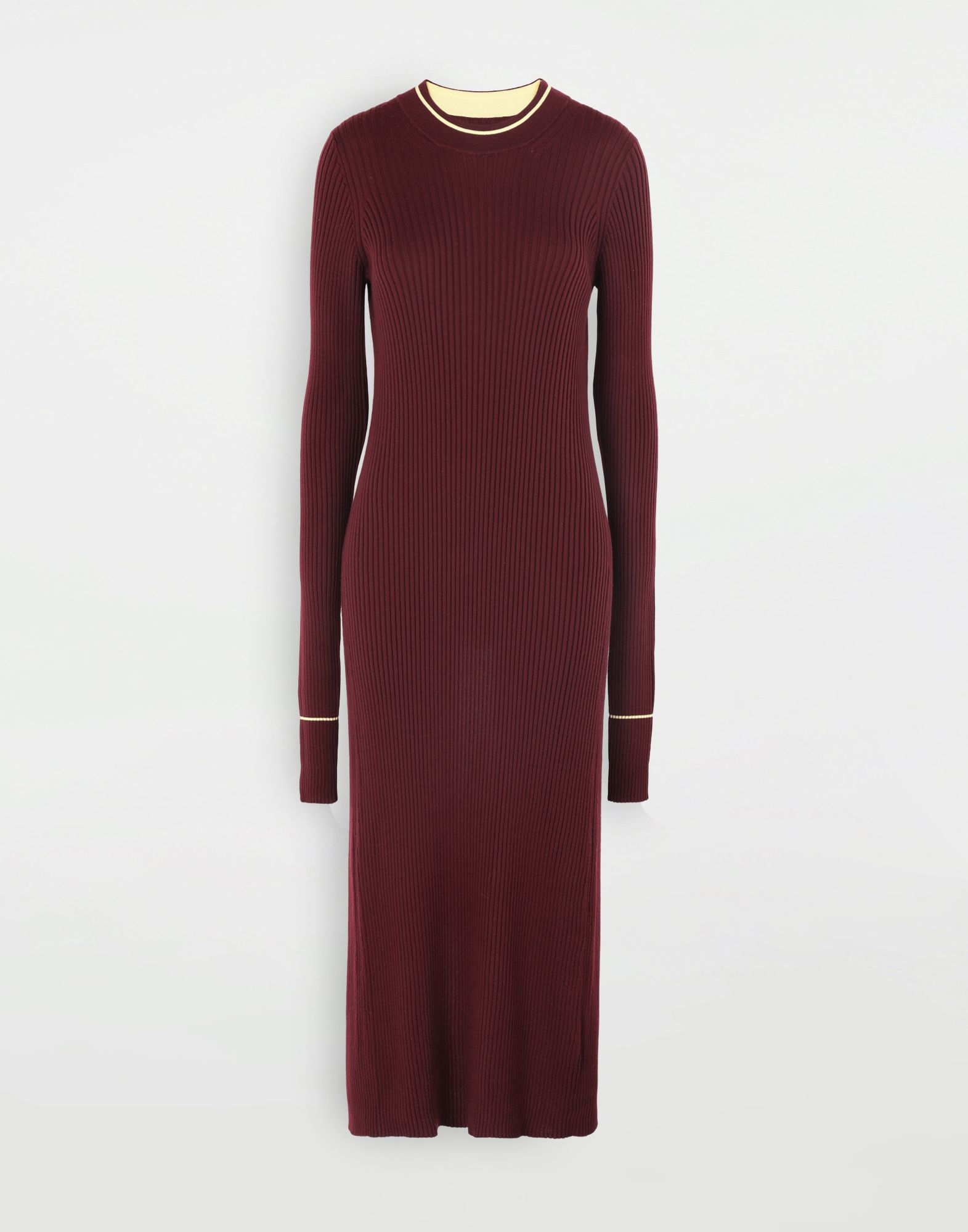 MAISON MARGIELA Open-back long top Dress Woman f