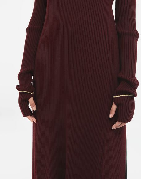 MAISON MARGIELA Open-back long top Dress Woman b