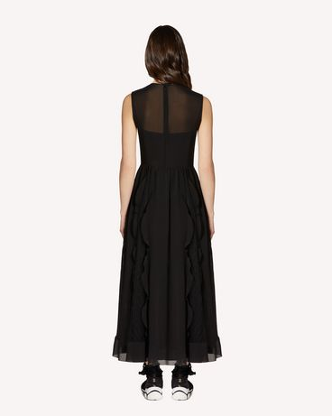 REDValentino SR3VAJ702GA 0NO Long dress Woman r