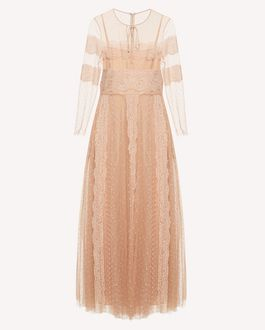 REDValentino Long dress Woman SR3VAF254AH 517 a