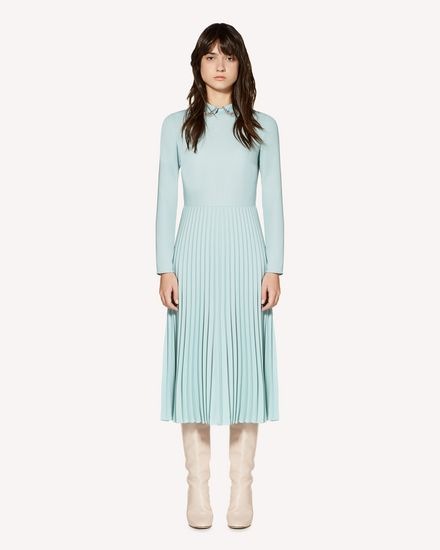 REDValentino Long and midi dresses Woman SR3VAF2749G GE5 f
