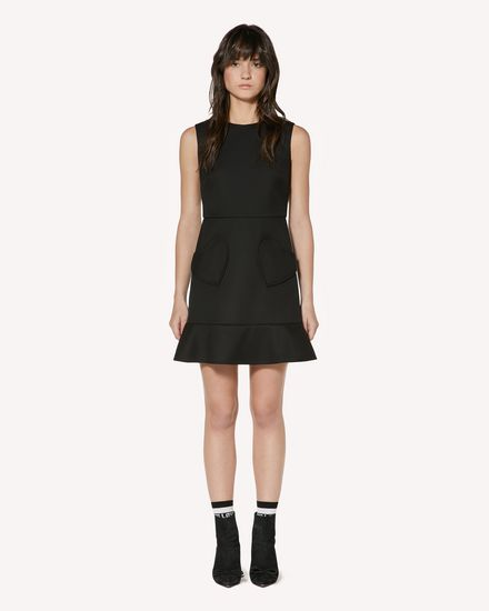 REDValentino Short dress Woman SR3VAH151Y1 0NO f