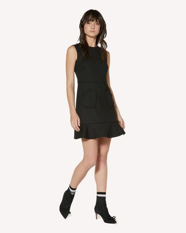 REDValentino SR3VAH151Y1 0NO Short dress Woman d