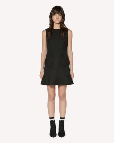 REDValentino SR3VAH151Y1 0NO Short dress Woman f