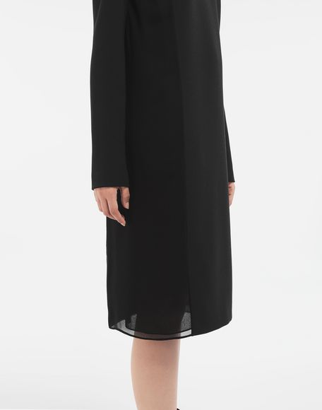 MAISON MARGIELA Spliced dress 3/4 length dress Woman b