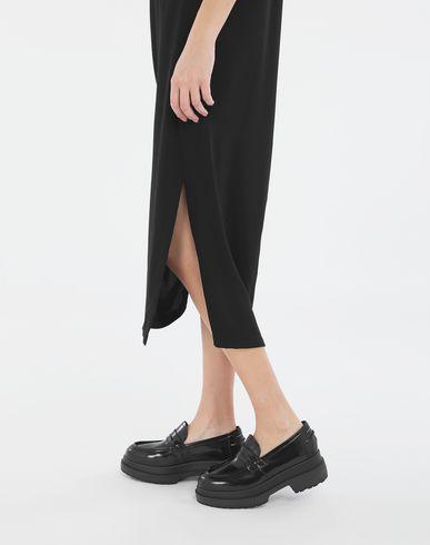 DRESSES Décortiqué zip dress  Black