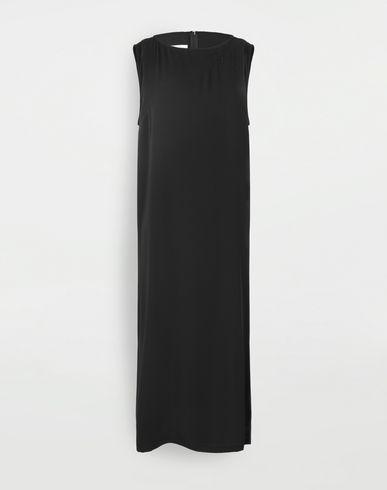 MM6 MAISON MARGIELA Robe Décortiqué zippée Robe mi-longue Femme f