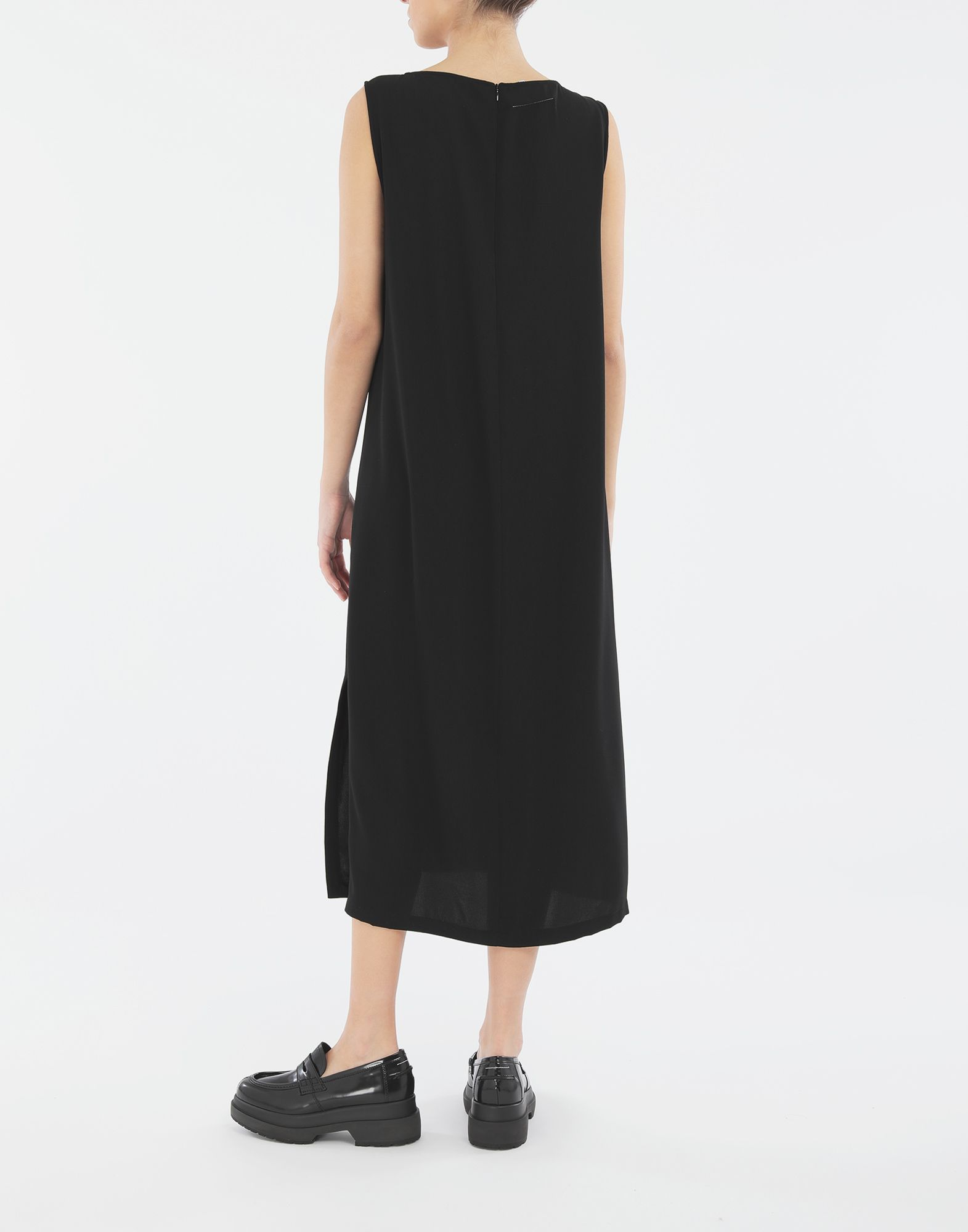 MM6 MAISON MARGIELA Décortiqué zip dress 3/4 length dress Woman e