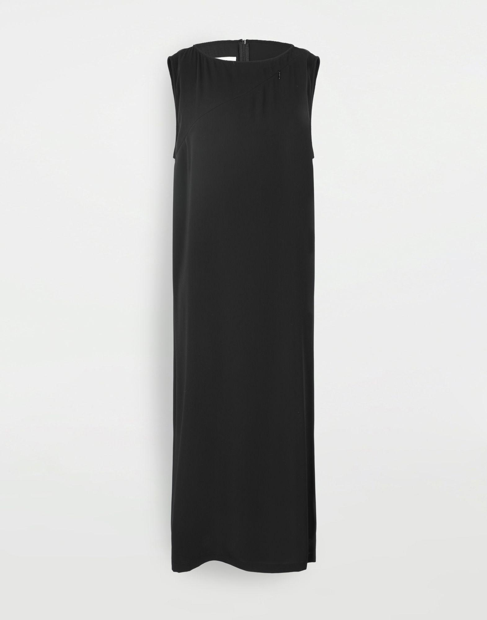 MM6 MAISON MARGIELA Платье с застёжкой-молнией в технике Décortiqué Платье миди Для Женщин f