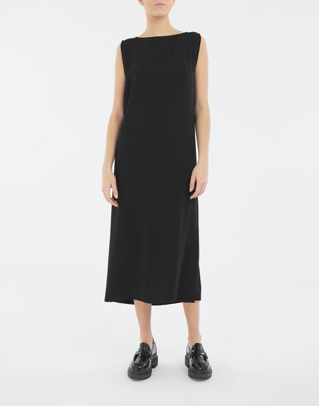 MM6 MAISON MARGIELA Décortiqué zip dress 3/4 length dress Woman r