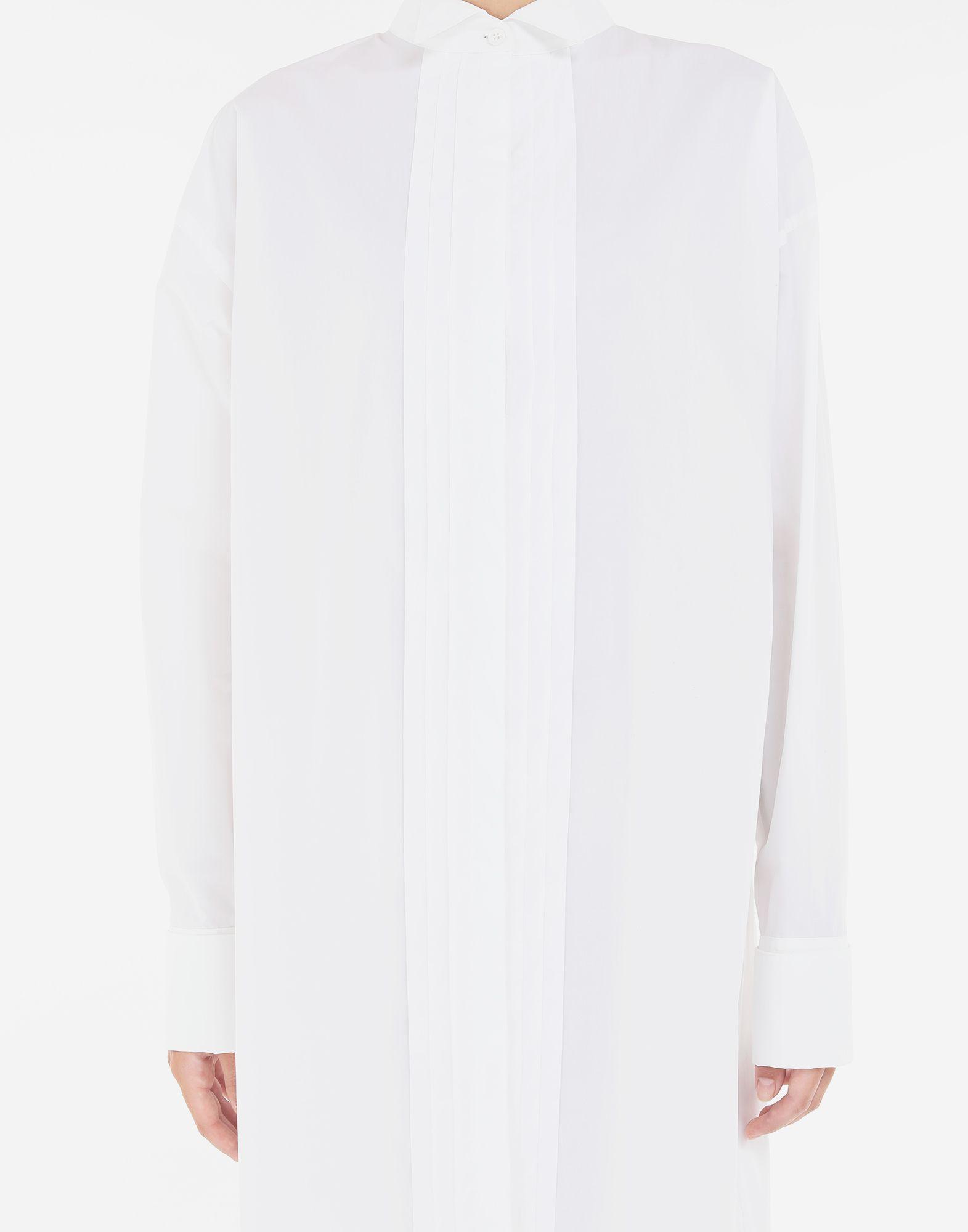 MM6 MAISON MARGIELA Shirt-dress with belt Short dress Woman a