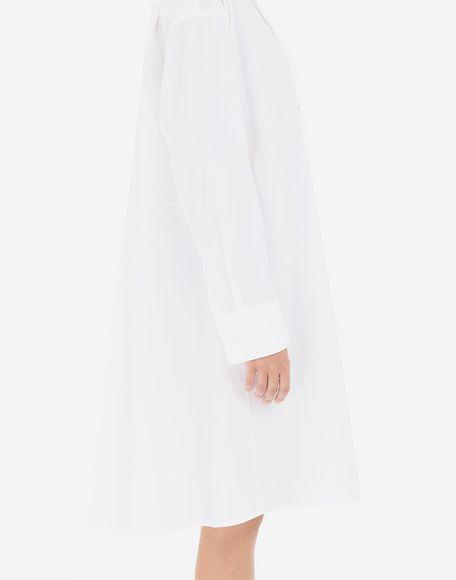 MM6 MAISON MARGIELA Shirt-dress with belt Short dress Woman b