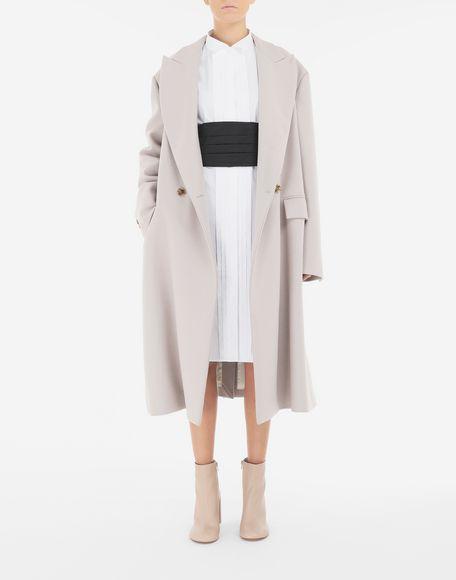 MM6 MAISON MARGIELA Shirt-dress with belt Short dress Woman d