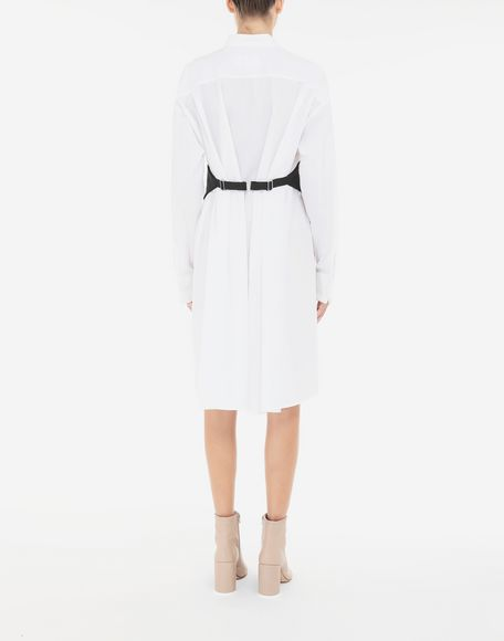 MM6 MAISON MARGIELA Shirt-dress with belt Short dress Woman e