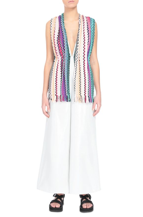 M MISSONI Overall Silber Dame