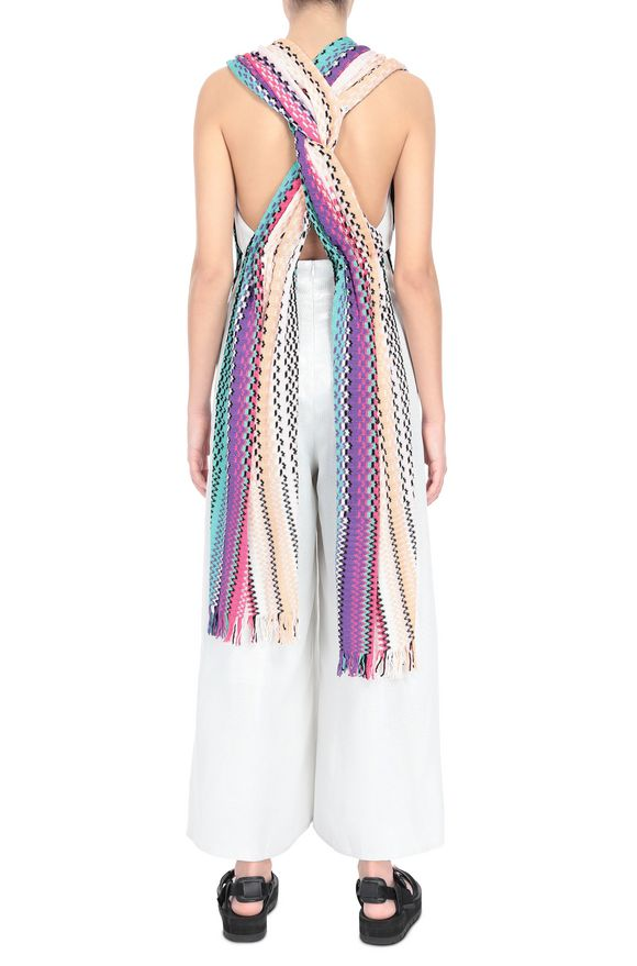M MISSONI Jumpsuit Silver Woman