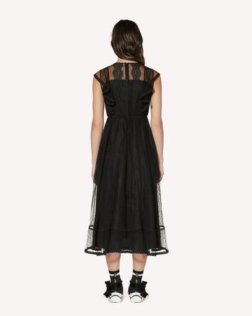 REDValentino SR3VAF551GK 0NO Long and midi dresses Woman r