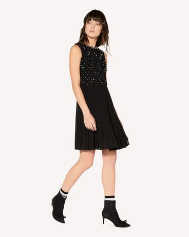 REDValentino SR3VA03G4CB 0NO Short dress Woman d