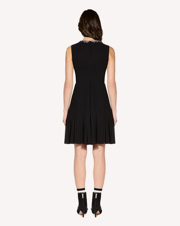 REDValentino SR3VA03G4CB 0NO Short dress Woman r
