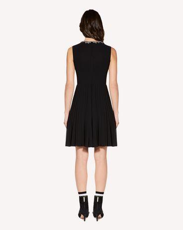 REDValentino SR3VA03G4CB 0NO Короткое платье Для Женщин r