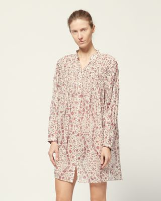 ISABEL MARANT ÉTOILE SHORT DRESS Woman LANA DRESS r