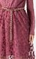 JUST CAVALLI Dress with floral embroidery Dress Woman e