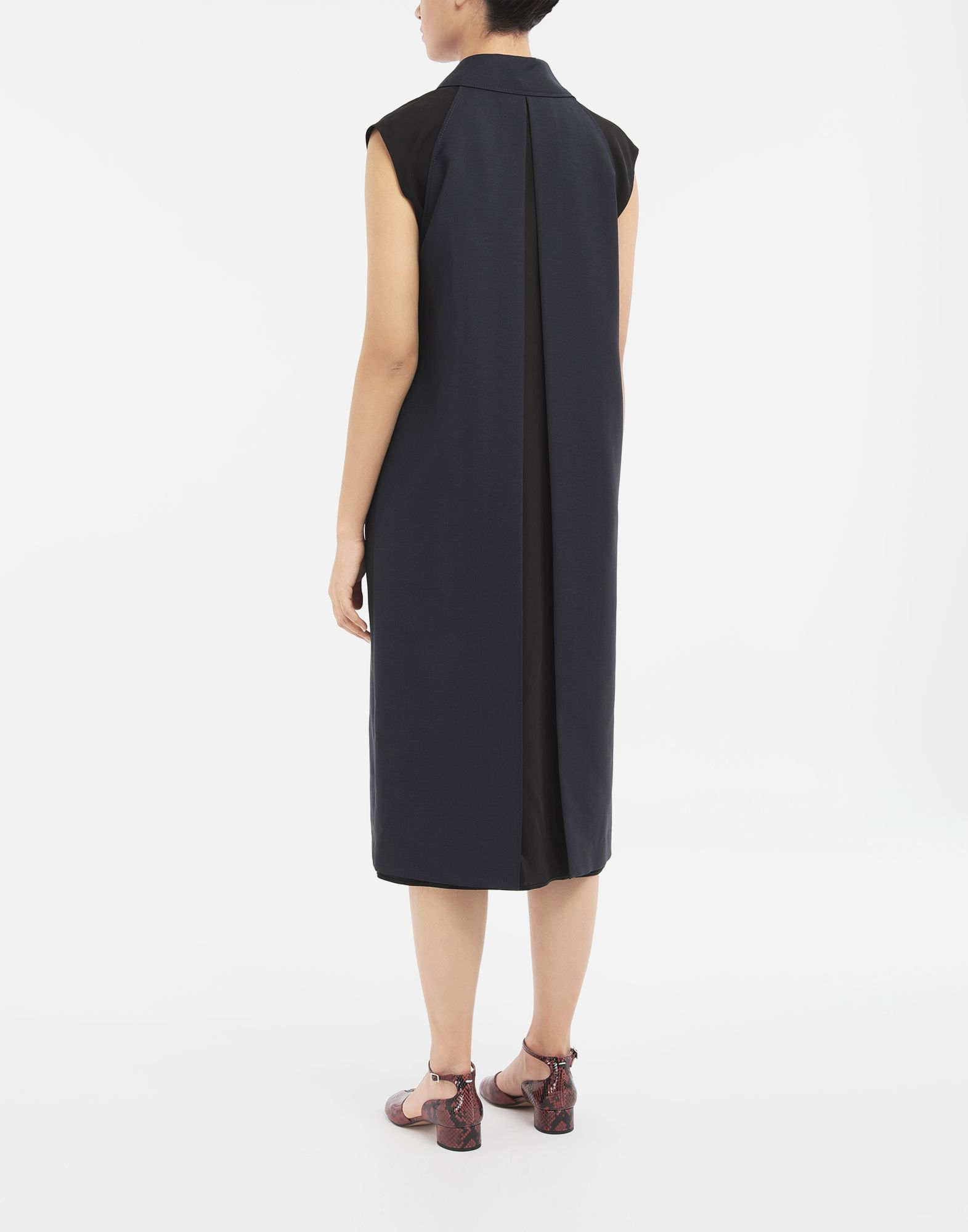 MAISON MARGIELA Spliced midi dress Dress Woman e