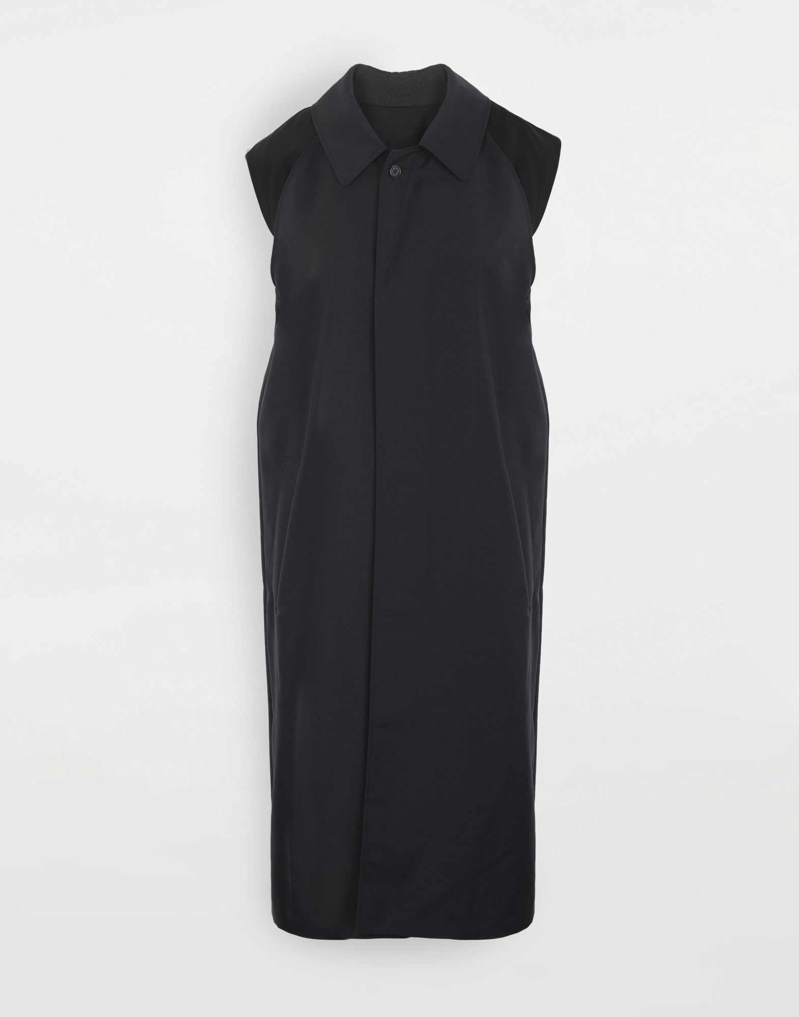 MAISON MARGIELA Spliced midi dress Dress Woman f