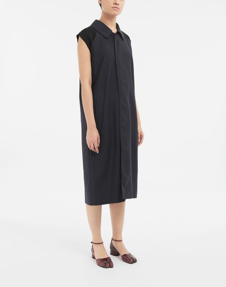 MAISON MARGIELA Spliced midi dress Dress Woman r