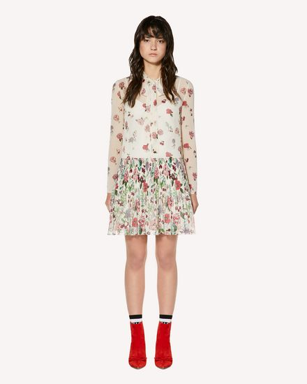REDValentino Short dress Woman SR3VAF804AN 031 f