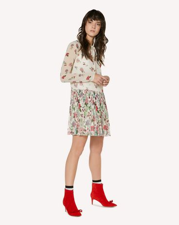REDValentino SR3VAF804AN 031 Short dress Woman d