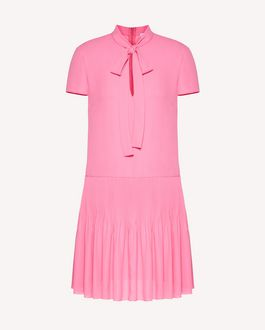 REDValentino Short dress Woman SR0MJ02S4QH 0NO a