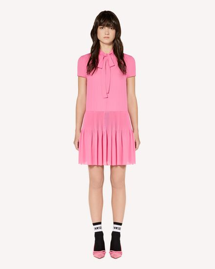REDValentino Short dress Woman SR3VAH0549G KE8 f