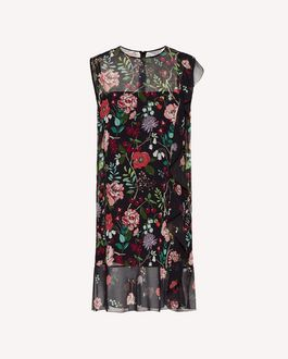 REDValentino Short dress Woman SR3VAF054AY 0MG a